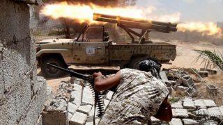 กองกำลังลิเบียรุกอีกระลอก ยึดมัสยิด-คุกของไอเอสในเมืองซีราเต