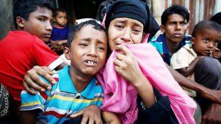 OIC จ่อเปิดประชุมฉุกเฉินหลังเห็นวิดีโอคลิปตำรวจพม่าทำร้ายเตะ-ตีชาวมุสลิมโรฮิงยาในพม่า