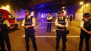 ลอนดอนระทึกซ้ำ รถไล่ชนคนหน้าสุเหร่า เบื้องต้นตาย1เจ็บ8