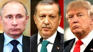 มหาอำนาจควันออกหู ตุรกีไม่ยอมให้จูงจมูก กลับเดินหน้าแสดงบทบาทในเวทีเวทีโลกอย่างอิสระ