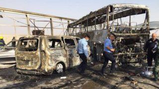 หวนเลือดนองอีก 60 ศพ ไอเอสถล่มฆ่าหมู่อิรัก อิหร่านตายด้วยอื้อ