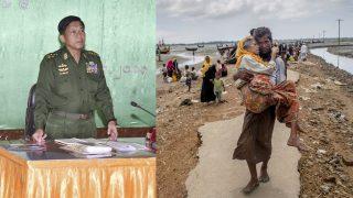 """ผบ.สส.เมียนมาโยนความผิด """"โรฮิงยา"""" ก่อวิกฤตสะท้านโลก ย้ำไม่ใช่คนของพม่า"""