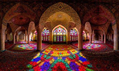 9 อันดับ ความสวยงามของเพดานมัสยิด ที่เห็นแล้วต้องทึ่ง