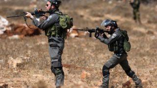 ยิวยิงชาวปาเลสไตน์ แค่เพราะขับรถไปทางตร.ยิว