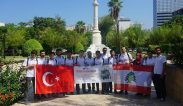 เลบานอนโปรยยาหอม ตุรกีมีศักยภาพเป็นผู้นำมุสลิม