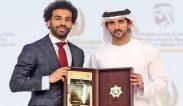 สุดยอด ซาลาห์ รับรางวัลนักกีฬาอาหรับยอดเยี่ยม