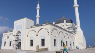 ตุรกีเตรียมเปิดมัสยิดใหญ่ที่สุดในแอฟริกาตะวันออก