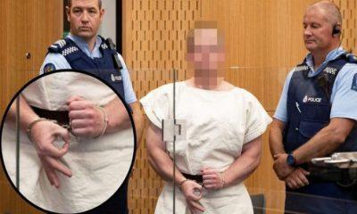 นิวซีแลนด์ตั้งข้อหาก่อการร้าย คดีฆาตกรรมหมู่ที่มัสยิดในไครสต์เชิร์ช นับเป็นครั้งแรกในประเทศ