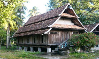 สุเหร่าอาวห์ มัสยิดเก่าแก่ 400 ปี คู่บ้านคู่เมือง ปัตตานีดารุสซาลาม