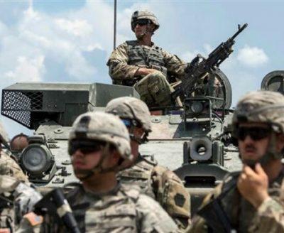 สหรัฐส่งทหารเสริมตอ.กลางเพิ่ม 1,000 นาย