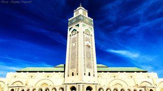 สวยงาม!! มัสยิดฮัซซัน (Masjid Hasan) มัสยิดใหญ่ที่สุดในโมร็อกโก
