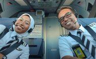 ความรักของพ่อ-ย้ายสายการบินเพื่อได้บินร่วมกับลูกสาวที่รัก