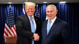 """ทรัมป์ทวีต เขาเป็นเหมือน"""" ราชาแห่งอิสราเอล"""" เป็นทวยเทพของอิสราเอล"""