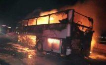 เกิดอุบัติเหตุบนถนน Hijrah ใกล้เมืองมะดีนะห์ ผู้แสวงบุญเสียชีวิต 35 บาดเจ็บสาหัส 4