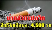 รักษาสุขภาพ ป้องกันโควิด ออกห่างจากบุหรี่และสิ่งมึนเมา